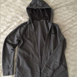 Adidas comfort cover up top hoodie